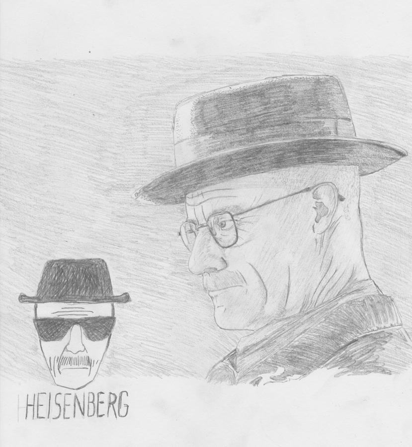 Heisenberg by BioGhost50