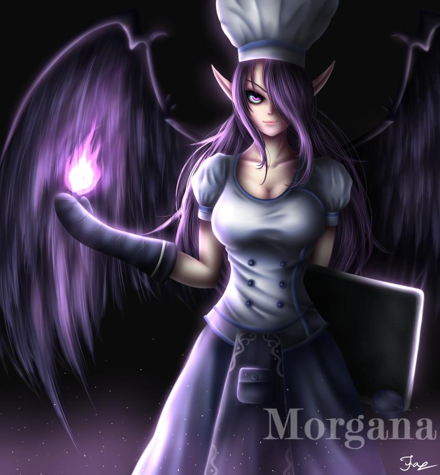 Morgana sis by HoodieFoxy