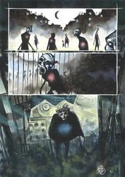 Tavola A Fumetti by SimoneBaccoArt