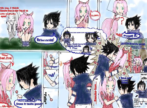 Sakura x sasuke fanfiction