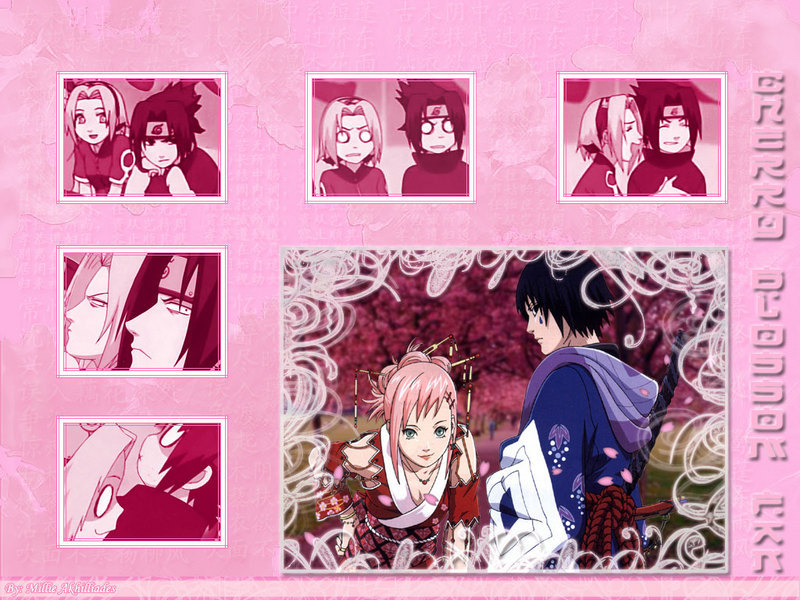 Sasuke x Sakura Wallpaper by Sasuke-x-Sakura-Club