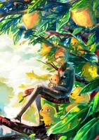 Lemon Tree by zzpopzz