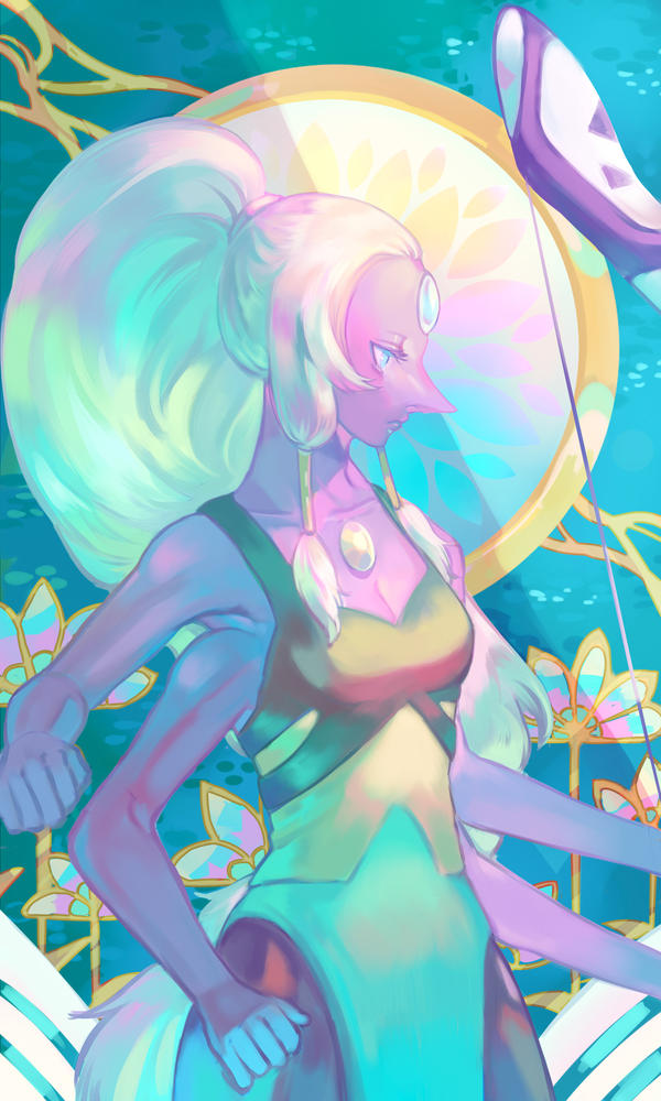 Piece from SU fanbook collab with Lucas-Bo you can check more piece preview from her dA C: Preorder's open here