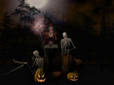Halloween WP II