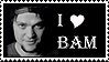 Bam Margera stamp by tsmarcus
