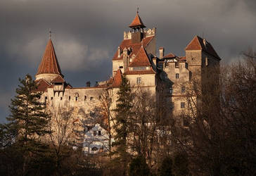 The REAL Castle Dracula.