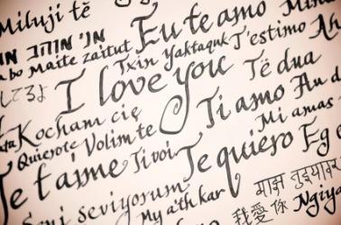 So many words of Love