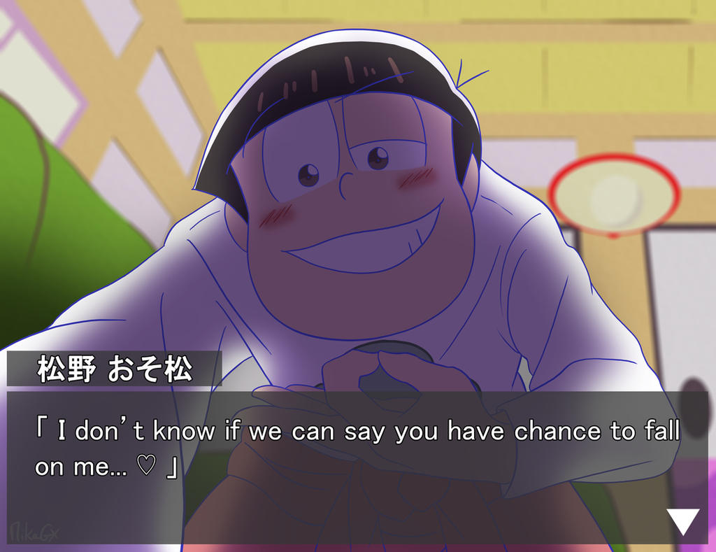 Osomatsu san dating simulator