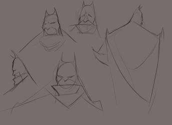 le Batman by Istebrak