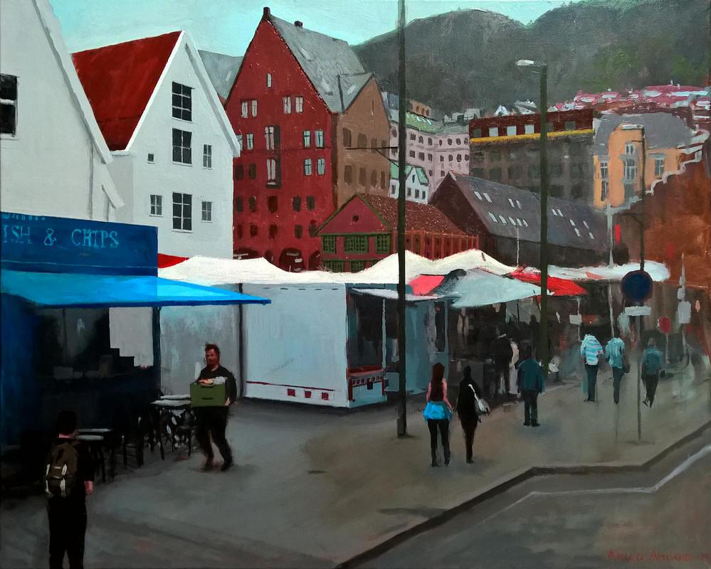 Downtown Market by araml