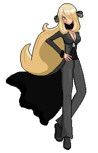 Cynthia  Pokémon Wiki  FANDOM powered by Wikia