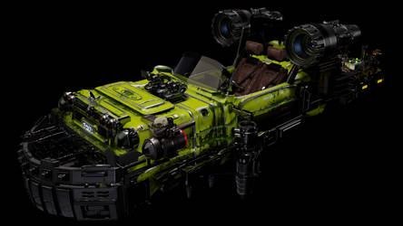 Toyspeeder Green