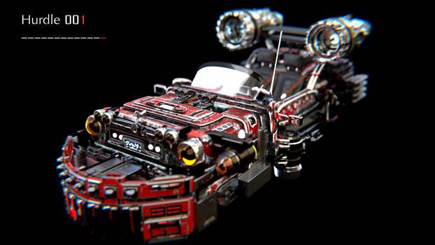Toyspeeder2 Red