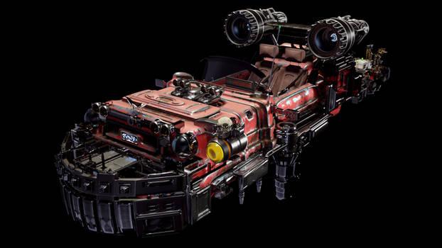 Toyspeeder4 Red