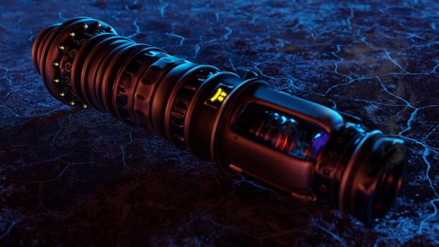 Lasersaber Last Epsiode