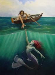 rescue at sea by RMalijan