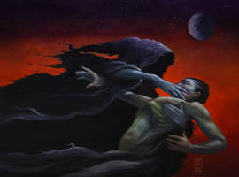 the embrace by RMalijan