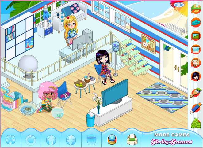 My new room 2 game screenshot by sa l nji on deviantart for My new room 4 decor games