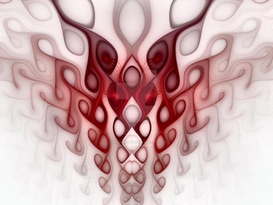 Deep Red Gnarl by DWALKER1047
