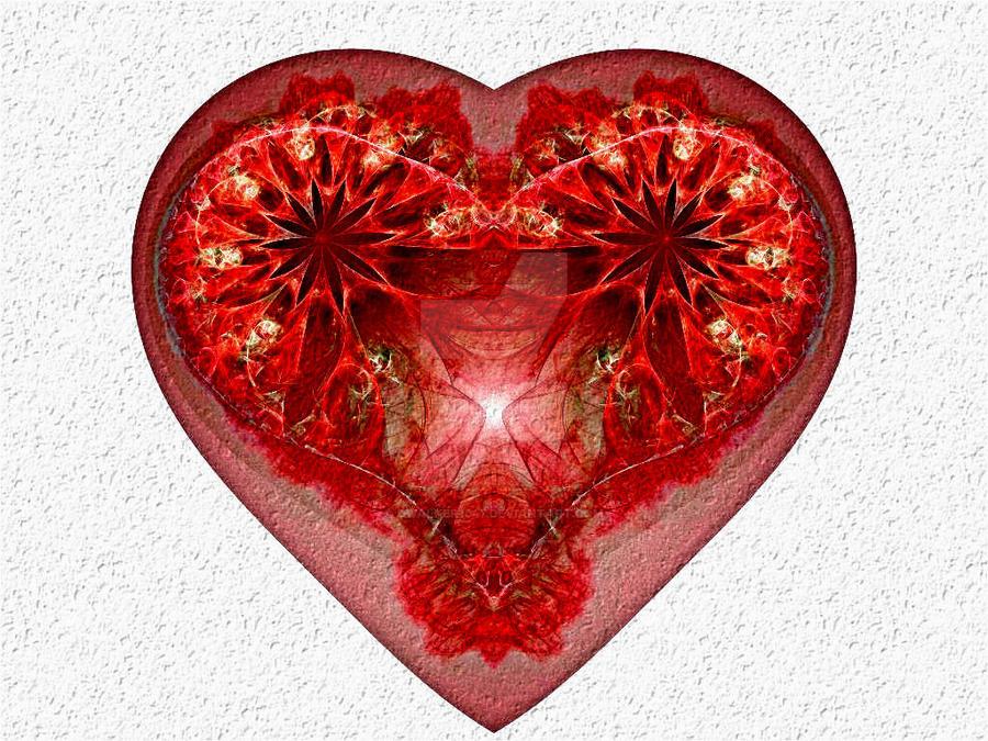 Dark Heart by DWALKER1047