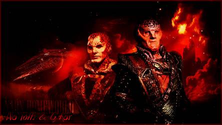 Babylon 5: Narn Homeworld by VeilaKs