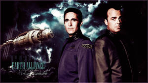 Babylon 5: Earth Alliance 1 by VeilaKs