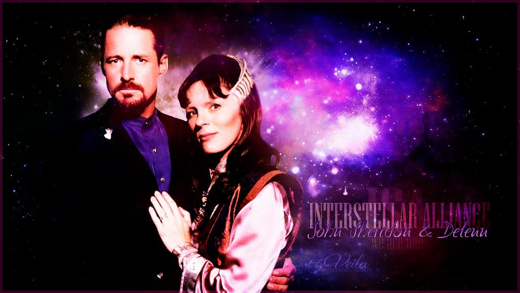 Babylon 5 interstellar alliance by veilaks on deviantart for Bureau 13 babylon 5