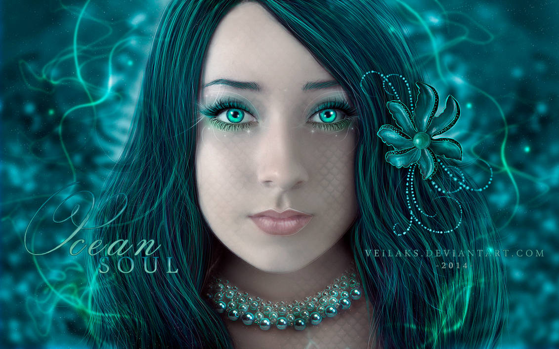 Ocean Soul by VeilaKs