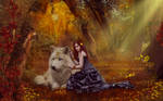 Princess and her Wolf