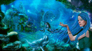 Underwater by VeilaKs
