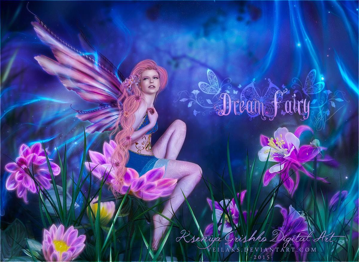 Dream Fairy by VeilaKs