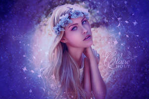 Claire Holt by VeilaKs