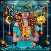 Birth of a Mermaid by VeilaKs