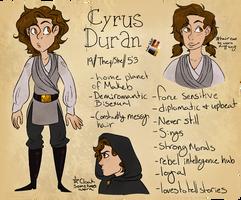 Cyrus Ref by castrnaut