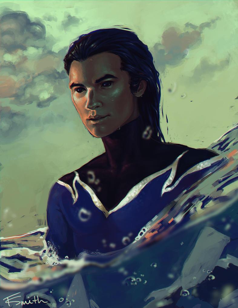 Aqualad TT by oO-Fotisha-Oo