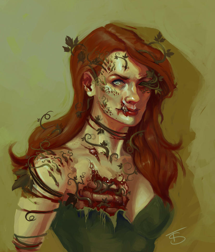 Ivy by oO-Fotisha-Oo