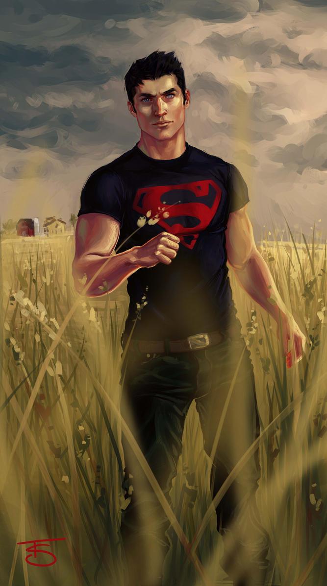 Superboy by oO-Fotisha-Oo