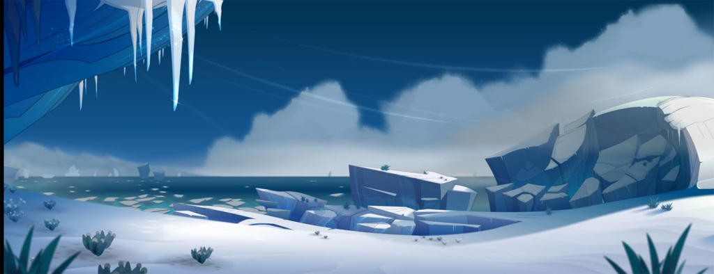 Snow/ice dev by cyrilcorallo