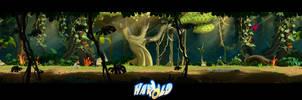 Jungle Design HD Pan