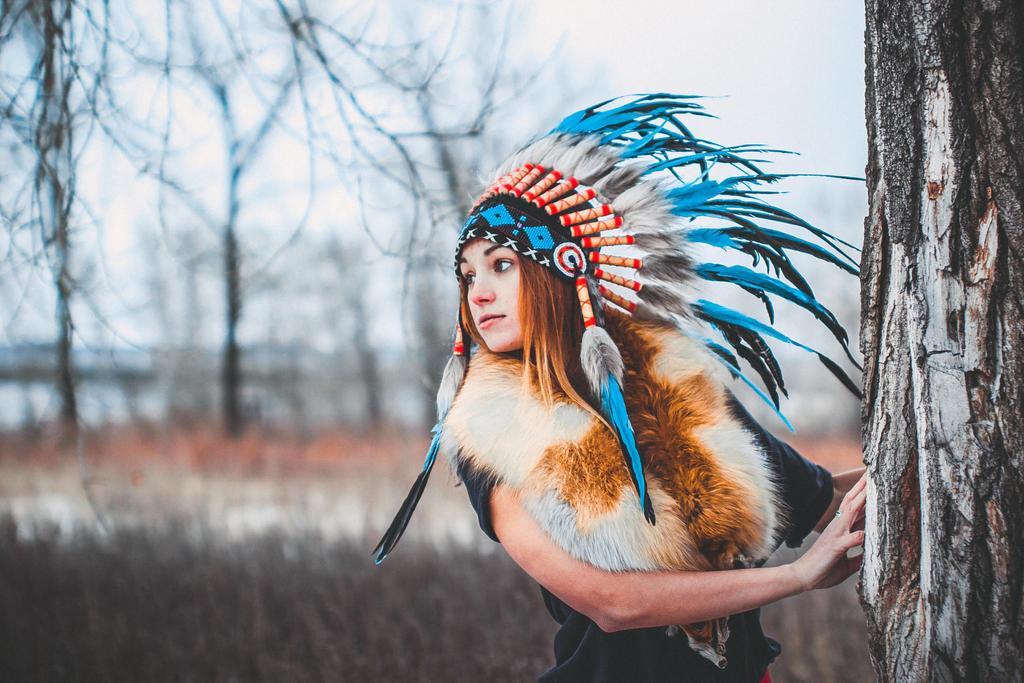 Pocahontas by Alex-Skvortsova