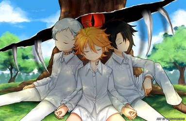 The Promised Neverland by PokeyPokums