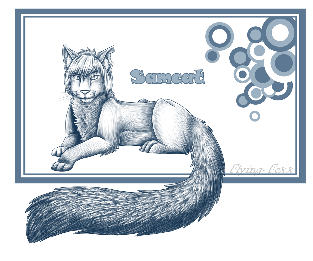Samcat by Flying-Foxx