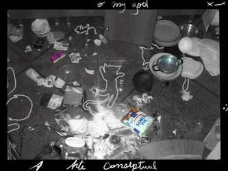 Arte conceptual. by Cloud-Elros