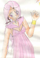 Sailor Mnemosyne by supermoon10