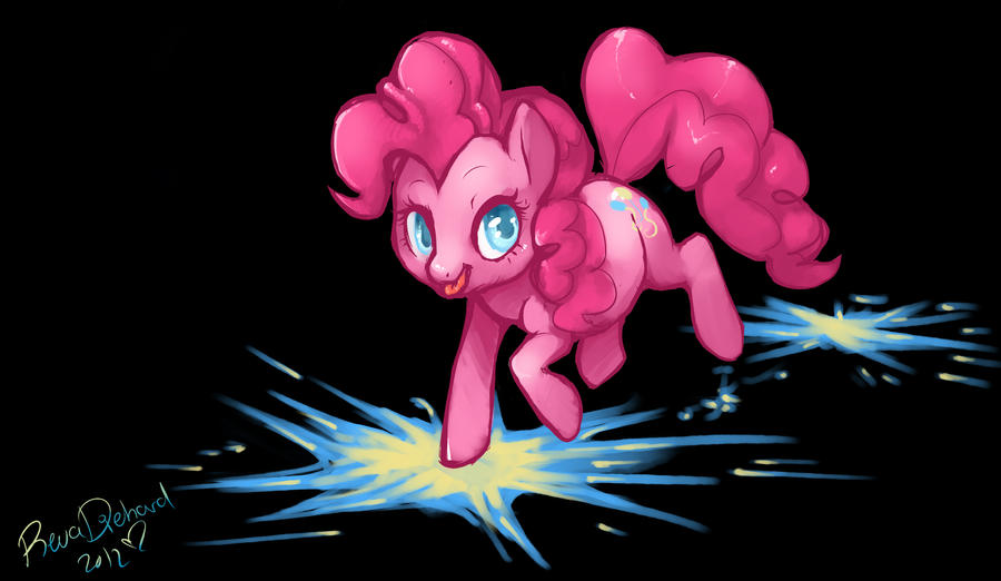 Pinkie Pie Style by RevaDiehard