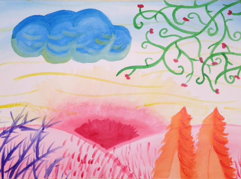 Landscape Practice by nizzie12