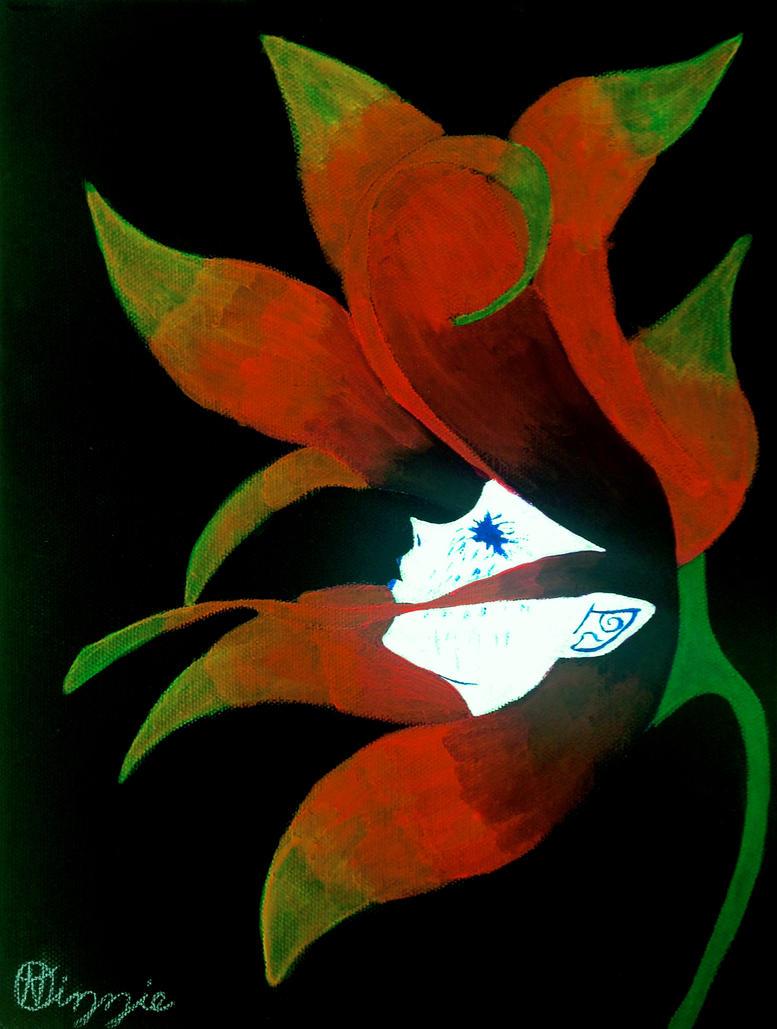 Neon Elf Flower by nizzie12