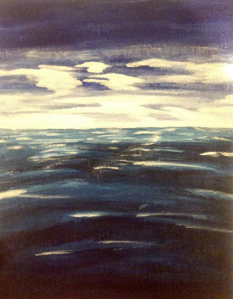 Water and Sky by nizzie12