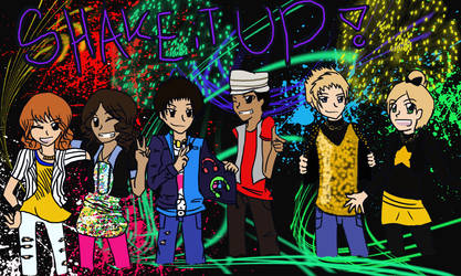 SHAKE IT UP NEW YEAR by KK52