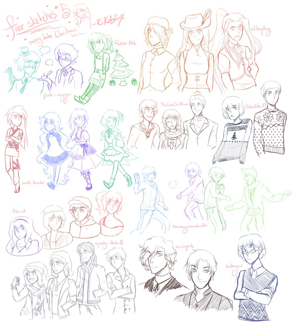 free sketch 5 by KK52